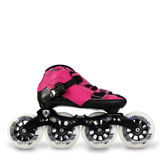 Flying Eagle Skates - Phantom-Jr-Pink inline speedskate