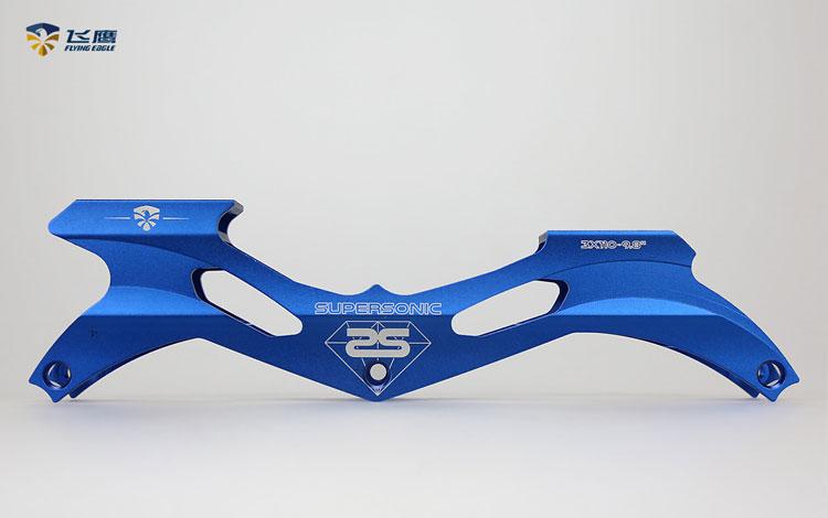 Flying Eagle Skates - Supersonic blue frame