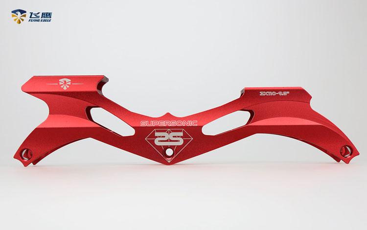 Flying Eagle Skates - Supersonic red frame