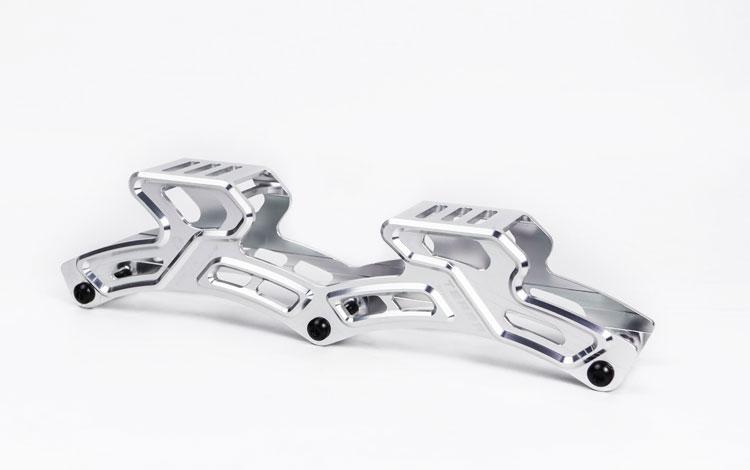Flying Eagle Skates - Terra Off-road silver frame