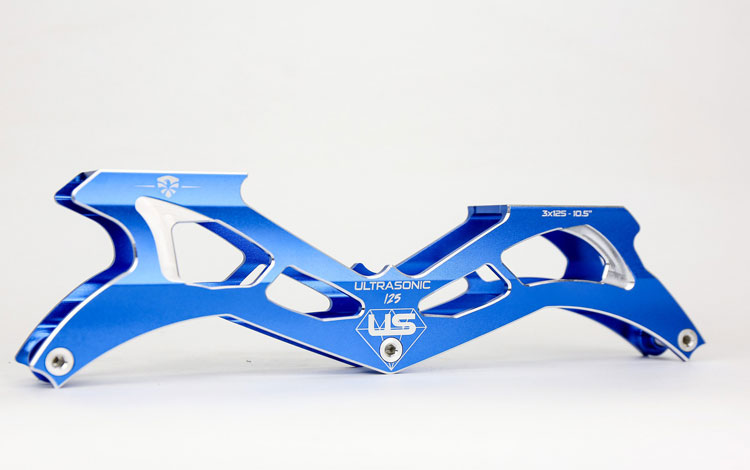 Flying Eagle Skates - ultrasonic blue frame
